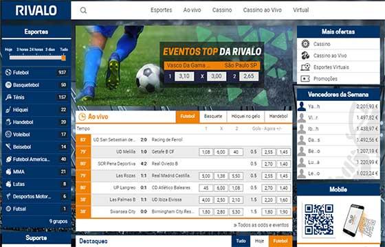 Melhor site de apostas online do brasil
